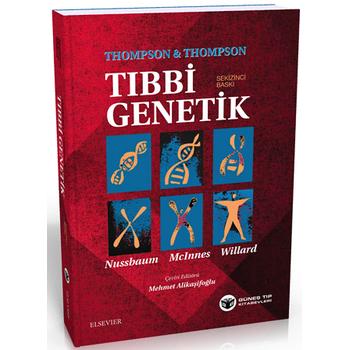 Güneþ Kitabevi   Thompson & Thompson Týbbi Genetik