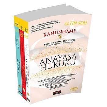 Kanunname Anayasa Hukuku - Ýdare Hukuku - Ýdari Yargýlama Altýn Seri Ahmet Nohutçu Savaþ Yayýnevi