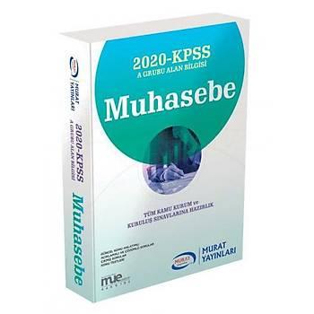 Murat Yayýnlarý 2020 KPSS A Grubu Muhasebe