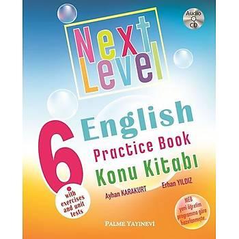 Palme Yayýnevi   6.Sýnýf Next Level English Practice Book Konu Kitabý