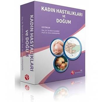 Modern Týp Kitabevi Kadýn Hastalýklarý Ve Doðum Ýbrahim Alanbay, Emre Karaþahin