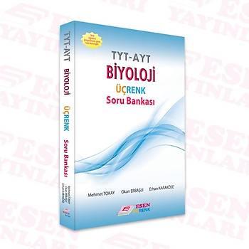 Üçrenk Tyt-Ayt Biyoloji Soru Bankasý