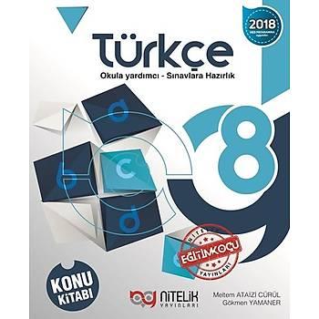 Nitelik 8. Sýnýf Türkçe Konu Kitabý