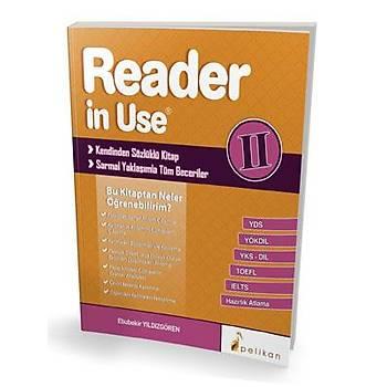 Pelikan Reader in Use II Ebubekir Yýldýzgören Pelikan Yayýnevi