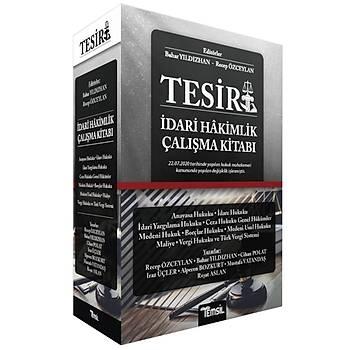 Temsil Kitap TESÝR Ýdari Hakimlik Çalýþma Kitabý Recep Özceylan, Cihan Polat, Iraz Üçler, Alperen Bozkurt