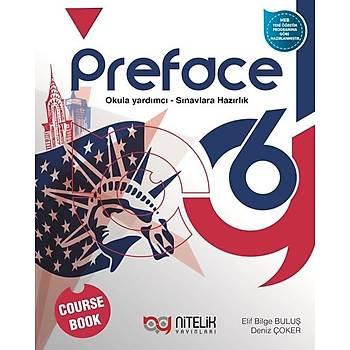 6.Sýnýf Preface Course Book Nitelik Yayýnlarý