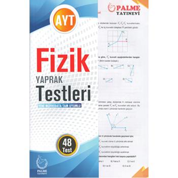 Palme Yayýnevi   AYT FÝZÝK YAPRAK TEST ( 48 TEST )