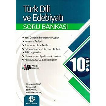 Bilgi Sarmal Yayýnlarý 10. Sýnýf Türk Dili ve Edebiyatý Soru Bankasý