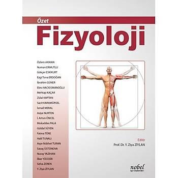 Nobel Týp Kitabevi Özet Fizyoloji Ziya Ziylan