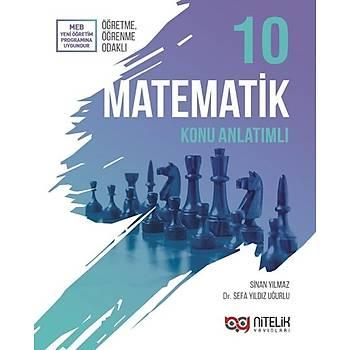 10.Sýnýf Matematik Konu Anlatýmý Nitelik Yayýnlarý