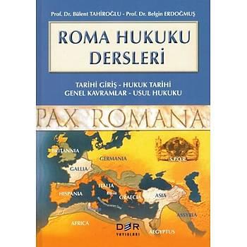 Der Yayýnevi Roma Hukuku Dersleri Belgin Erdoðmuþ / Bülent Tahiroðlu