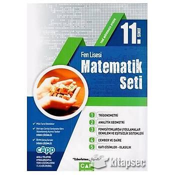 11. Sýnýf Fen Lisesi Matematik Seti Çap Yayýnlarý