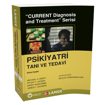 Güneþ Kitabevi   Current Psikiyatri Taný ve Tedavi 2013