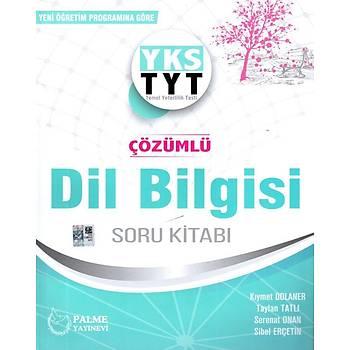 Palme TYT Dil Bilgisi Çözümlü Soru Kitabý