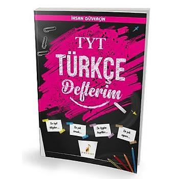 Pelikan Yayýnlarý TYT Türkçe Defterim Ýhsan Güverçin Pelikan Yayýnevi