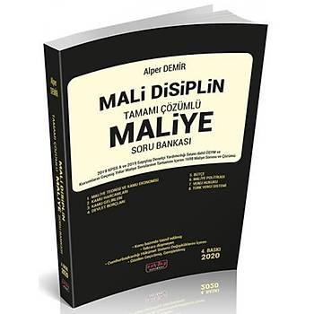 Mali Disiplin Tamamý Çözümlü Maliye Soru Bankasý 2020