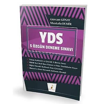 Pelikan Yayýnevi YDS Çek Kopart 5 Özgün Deneme Sýnavý Dijital Çözümlü Gürcan Günay, Mustafa Demir