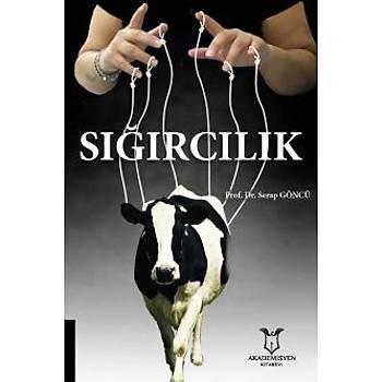 Akademisyen Kitabevi Sýðýrcýlýk Serap Göncü