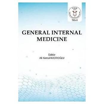 Akademisyen Kitabevi  General Internal Medicine Ali Kemal Kadiroðlu