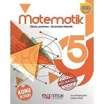 5.Sýnýf Matematik Konu Anlatýmlý Nitelik Yayýnlarý
