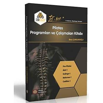 Ýstanbul Týp Kitabevleri   Pilates Programlarý ve Çalýþma Kitabý 1. Kademe