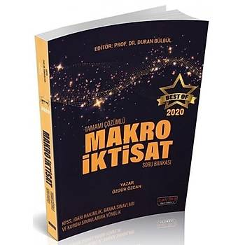 BEST OF Makro Ýktisat Tamamý Çözümlü Soru Bakasý