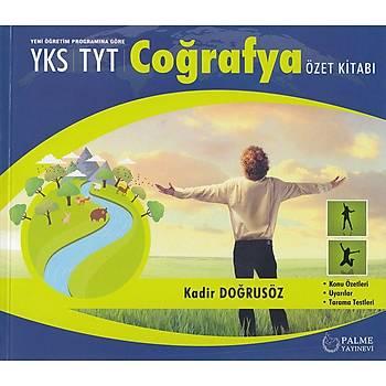 Palme TYT Coðrafya Özet Kitabý