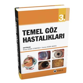 Güneþ Kitabev  Temel Göz Hastalýklarý - Yeni 2015 Baský