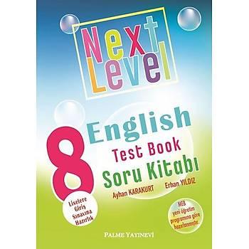 Palme Yayýnevi  8.Sýnýf Next Level English Test Book