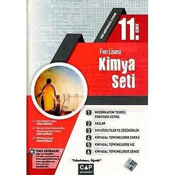 Çap Yayýnlarý  Çap Yayýnlarý 11. Sýnýf Fen Lisesi Kimya Seti Komisyon