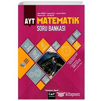 AYT Matematik Soru Bankasý Çap Yayýnlarý