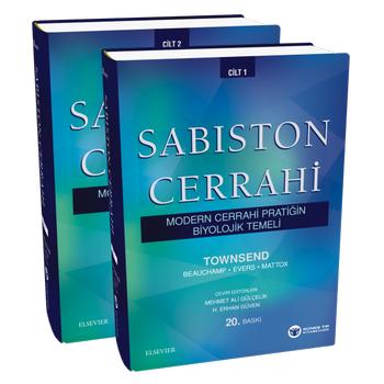 Güneþ Kitabevi   Sabiston Cerrahi - Modern Cerrahi Pratiðin Biyolojik Temeli