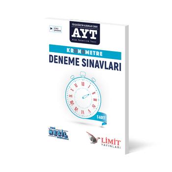 Limit AYT Kronometre Deneme Sýnavlarý