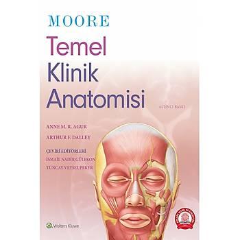 Ankara Nobel Týp Kitabevleri Moore Temel Klinik Anatomisi