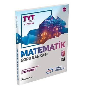 Murat Eðitim YKS TYT 1. Oturum Matematik Soru Bankasý