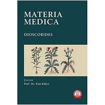 Ankara Nobel Týp Materýa Medýca Dýoscorýdes