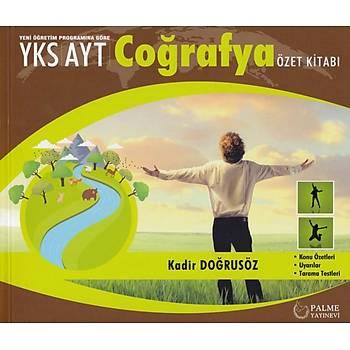 Palme AYT Coðrafya Özet Kitabý