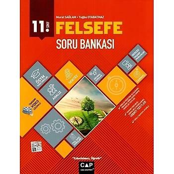 11. Sýnýf Anadolu Lisesi Felsefe Soru Bankasý Çap Yayýnlarý