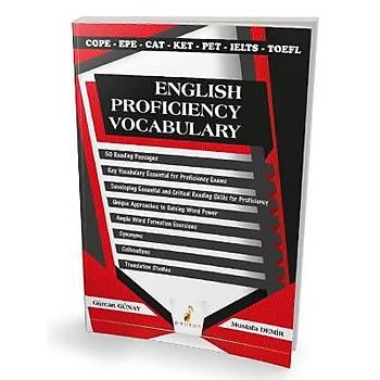 Pelikan Yayýnevi English Proficiency Vocabulary