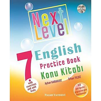 7.Sýnýf Next Level English Practice Book Konu Kitabý Palme Yayýnevi