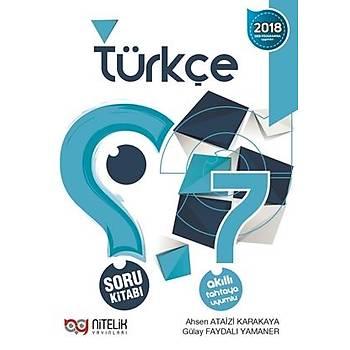 7. Sýnýf Türkçe Soru Kitabý Nitelik Yayýnlarý