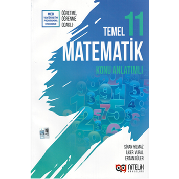 Nitelik 11. Sýnýf Matematik Konu Anlatýmý