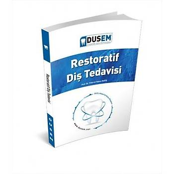 DUS Restoratif Diþ Tedavisi Konu Kitabý