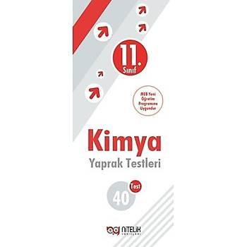 11. Sýnýf Kimya 40 Yaprak Test Nitelik Yayýnlarý