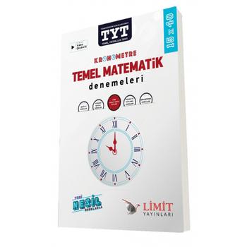 Limit Yayýnlarý TYT Kronometre Sosyal Bilimler Denemeleri