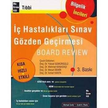 Akademisyen Kitabevi  Ýç Hastalýklarý Sýnav Gözden Geçirmesi Board Review