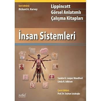 Nobel Týp Kitabevleri Lippincott Ýnsan Sistemleri: Görsel Anlatýmlý Çalýþma Kitaplarý