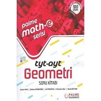 Palme Yayýnevi  Math-e serisi TYT-AYT Geometri Soru Kitabý
