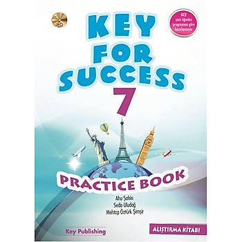 KEY FOR SUCCESS 7 PRACTICE BOOK