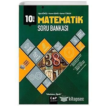 10. Sýnýf Anadolu Lisesi Matematik Soru Bankasý Çap Yayýnlarý